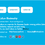 Author Bio Box Blue Design 150x150 - How to add an Author Bio Information Box in your WordPress Blog Post? (Step by Step Guide)