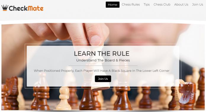 CheckMate - Premium Sports and Fitness WordPress Theme