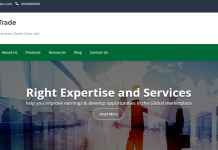 Wp-SoloTrade - Premium Business WordPress Theme