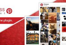 AccessPress Pinterest – Free Pinterest WordPress Plugin