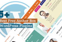 Best Free Author Box WordPress Plugins
