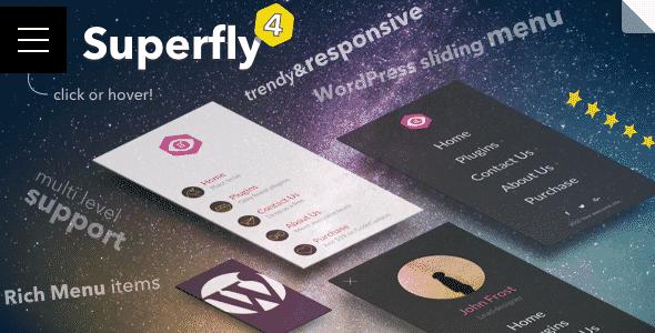 superfly - How to enhance your WordPress website Navigation with Mega Menu, Fly Menu, Circular Menu, Custom menu icons and more!