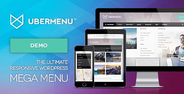 ubermenu - How to enhance your WordPress website Navigation with Mega Menu, Fly Menu, Circular Menu, Custom menu icons and more!