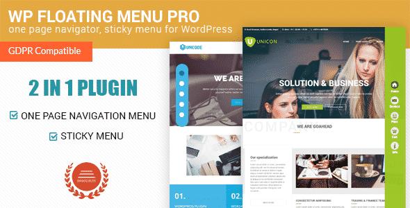 wp floating menu pro - 5+ Best WordPress Floating Side Tab Plugins (Premium Collection)