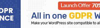 EU GDPR Compliance WordPress Plugin