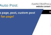 AccessPress Facebook Auto Post - Free WordPress Facebook Auto Post Plugin