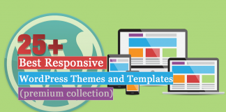 Best Premium Responsive WordPress Themes and Templates
