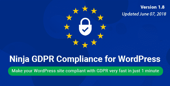 ninja gdpr compliance - 5+ Best WordPress GDPR Compliance Plugins