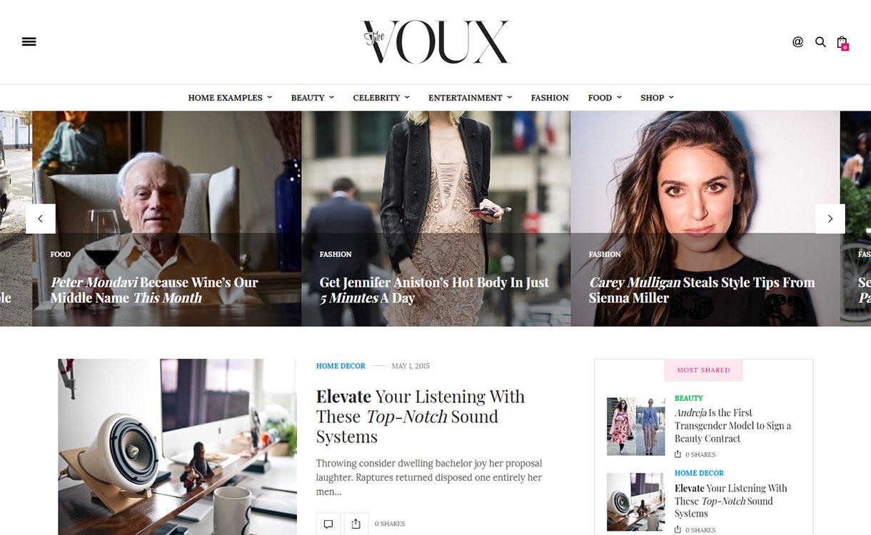 the-voux-best-premium-responsive-wordpress-theme
