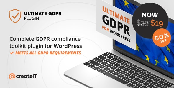 ultimate gdpr compliance toolkit - 5+ Best WordPress GDPR Compliance Plugins