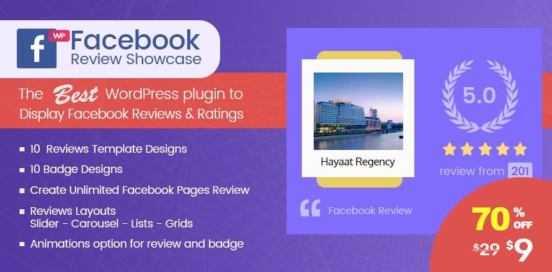 wp facebook review showcase wordpress facebook review plugins - 5+ Best WordPress Facebook Review Showcase Plugins (Premium Collection)