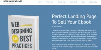 Book-Landing-Page