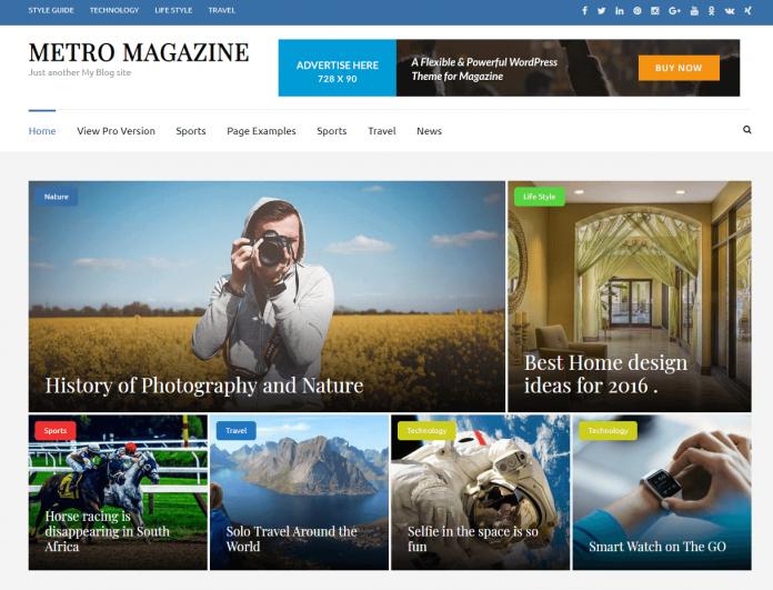 Metro-Magazine