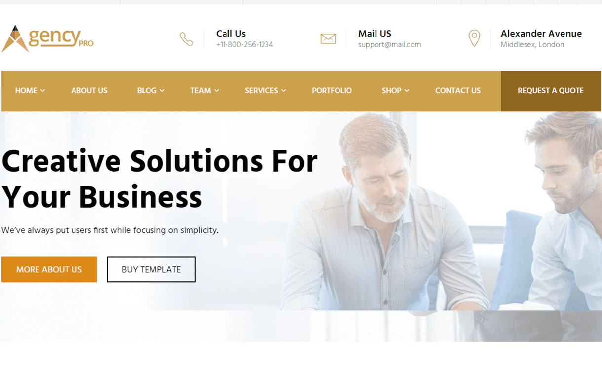 agenc-pro-best-premium-multipurpose-wordpress-theme