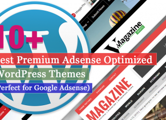 Best Premium Adsense Optimized WordPress Themes