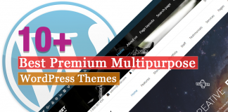 10+ Best Premium Multipurpose WordPress Themes