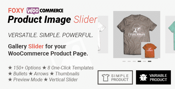 Best WooCommerce Product Slider Extension for WordPress: Foxy