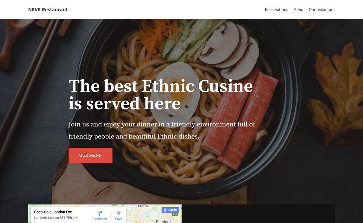 neve-best-restaurant-wordpress-theme