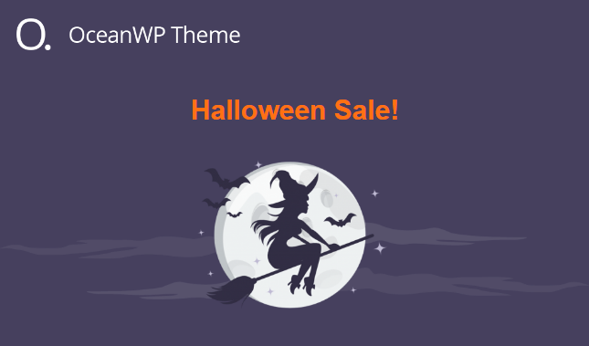 ocean wp halloween offer - Best WordPress Deals and Discounts for Halloween 2018 (Upto 50% Off)