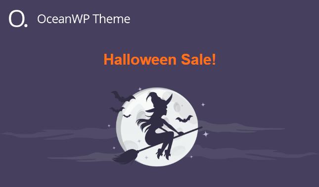 Best WordPress Deals and Discounts for Halloween 2018 - OceanWP