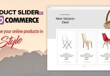 Product Slider for WooCommerce - Premium WooCommerce Extension to Showcase Products