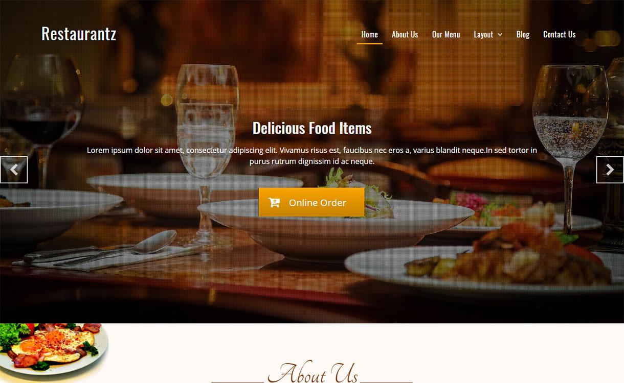 restaurantz-best-free-restaurant-wordpress-theme
