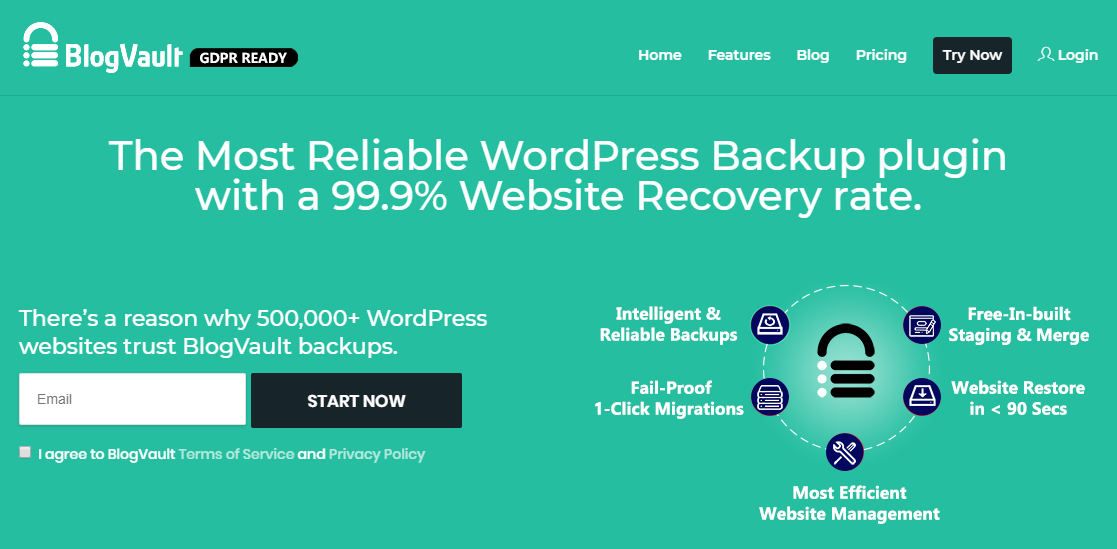 BlogVault blackfriday cybermonday deals - Best Black Friday & Cyber Monday Deals and Discounts on WordPress Themes, Plugins and Hostings 2018 (Upto 50% Off)