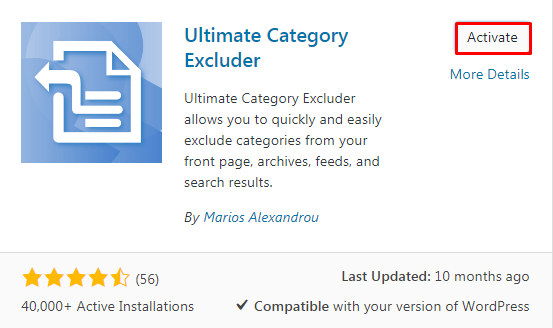 How to exclude category form WordPress homepage 2 - How to Exclude Category from WordPress Homepage?
