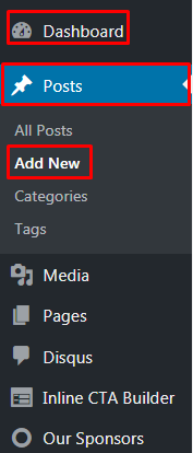 Saving post as draft in WordPress - How to save your WordPress post as a draft?