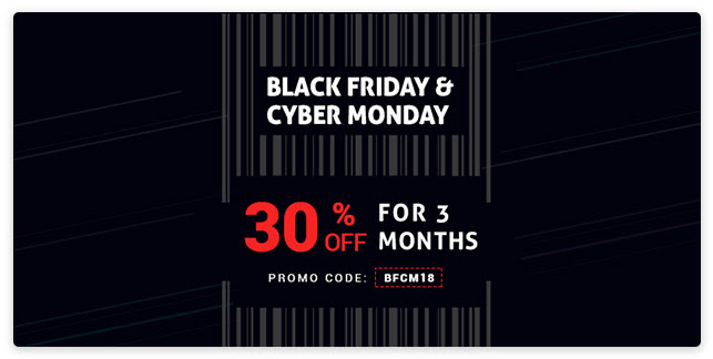 cloudways blackfriday cybermonday deals - Best Black Friday & Cyber Monday Deals and Discounts on WordPress Themes, Plugins and Hostings 2018 (Upto 50% Off)
