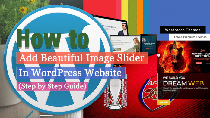 How to add beautiful Image Slider in your WordPress website with WP1 Slider Pro? (Step by Step Guide)
