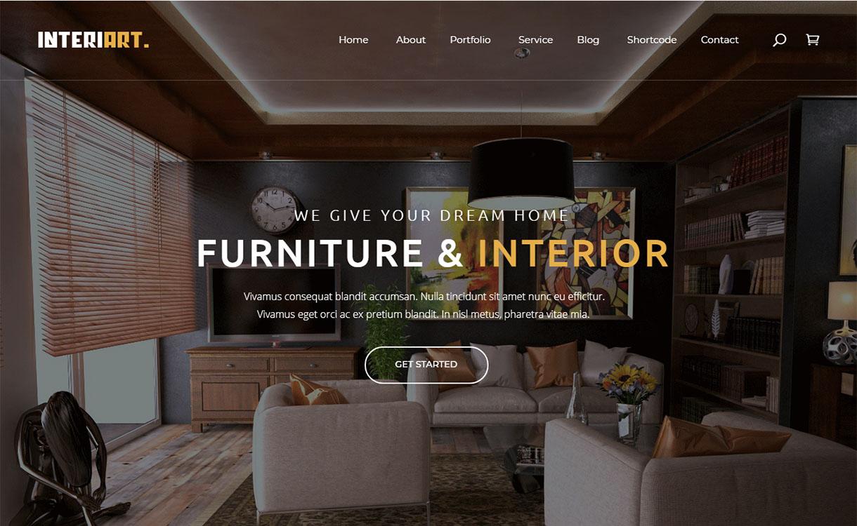 interiart-best-premium-interior-design-wordpress-theme