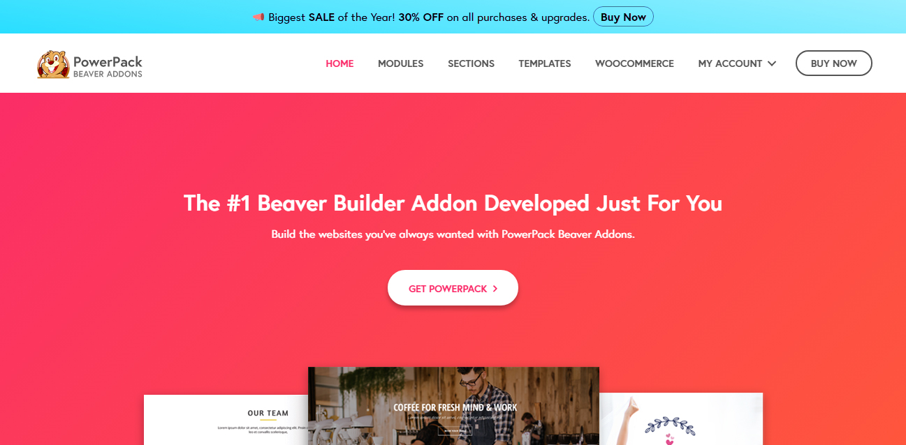 powerpack beaver addons blackfriday cybermonday deals - Best Black Friday & Cyber Monday Deals and Discounts on WordPress Themes, Plugins and Hostings 2018 (Upto 50% Off)