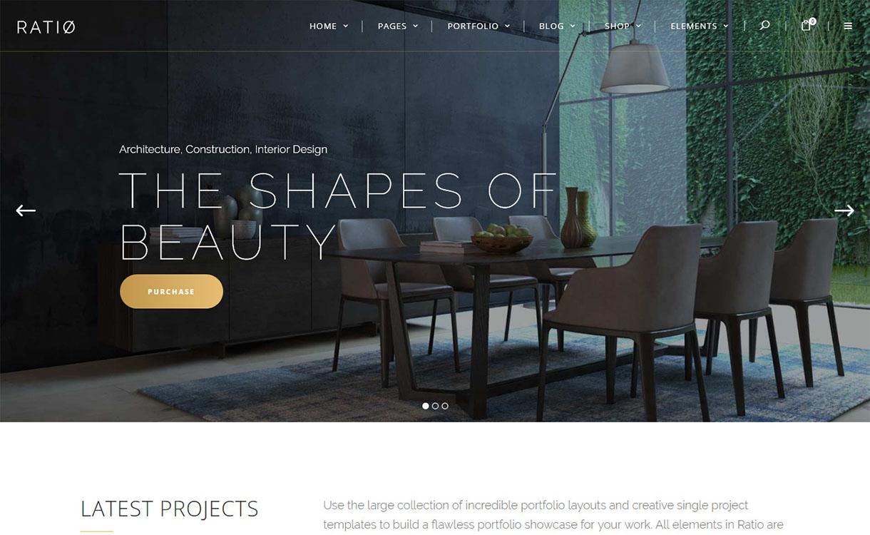 ratio-best-premium-interior-design-wordpress-theme