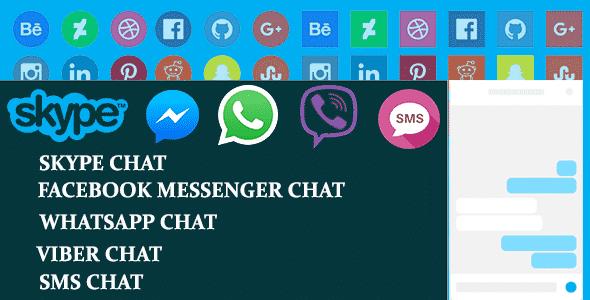 Social Tab Live Chat