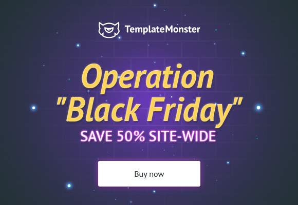 templatemonster blackfriday wordpress deals - Best Black Friday & Cyber Monday Deals and Discounts on WordPress Themes, Plugins and Hostings 2018 (Upto 50% Off)