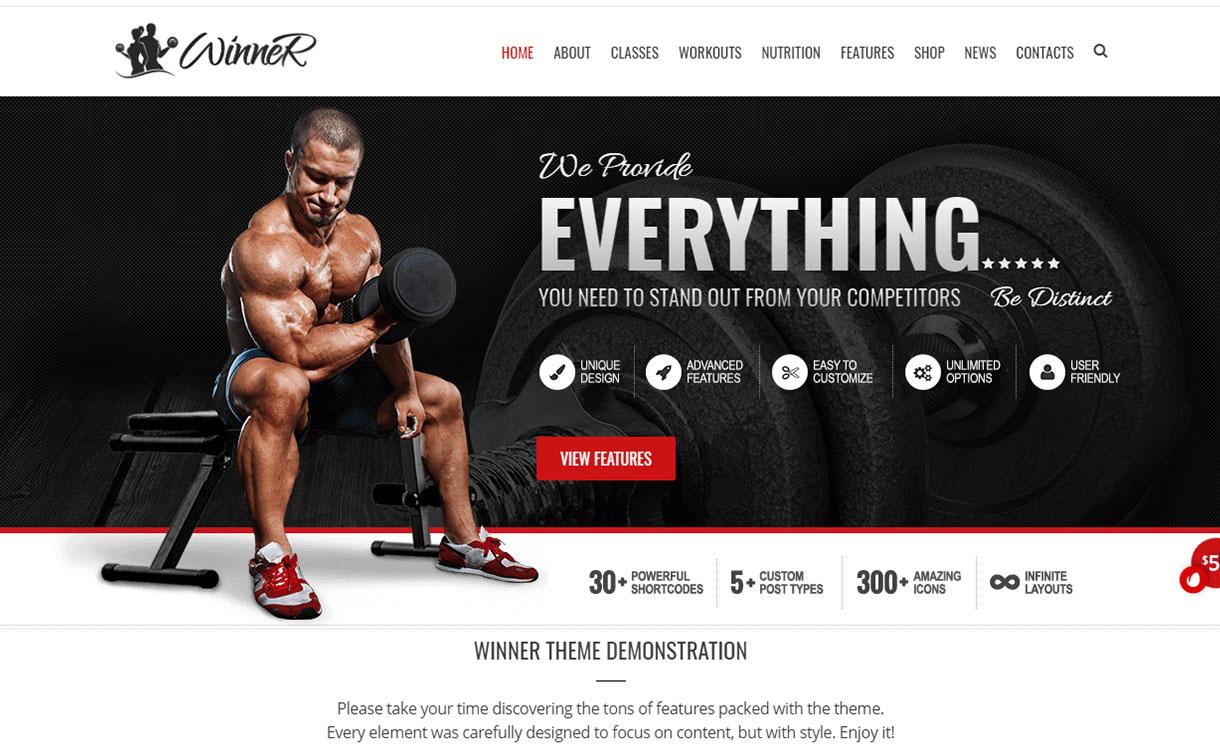 winner-best-premium-sports-wordpress-theme