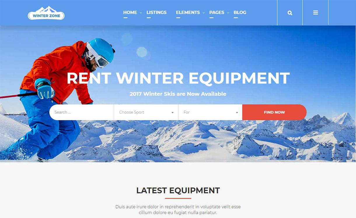 winter-zone-best-premium-sports-wordpress-theme