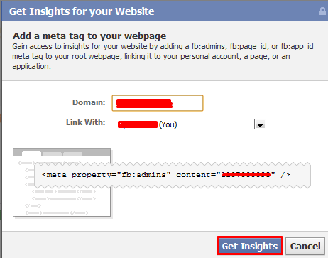 Get Facebook Insights for WP Site...... - How to Get Facebook Insights for WordPress Site?