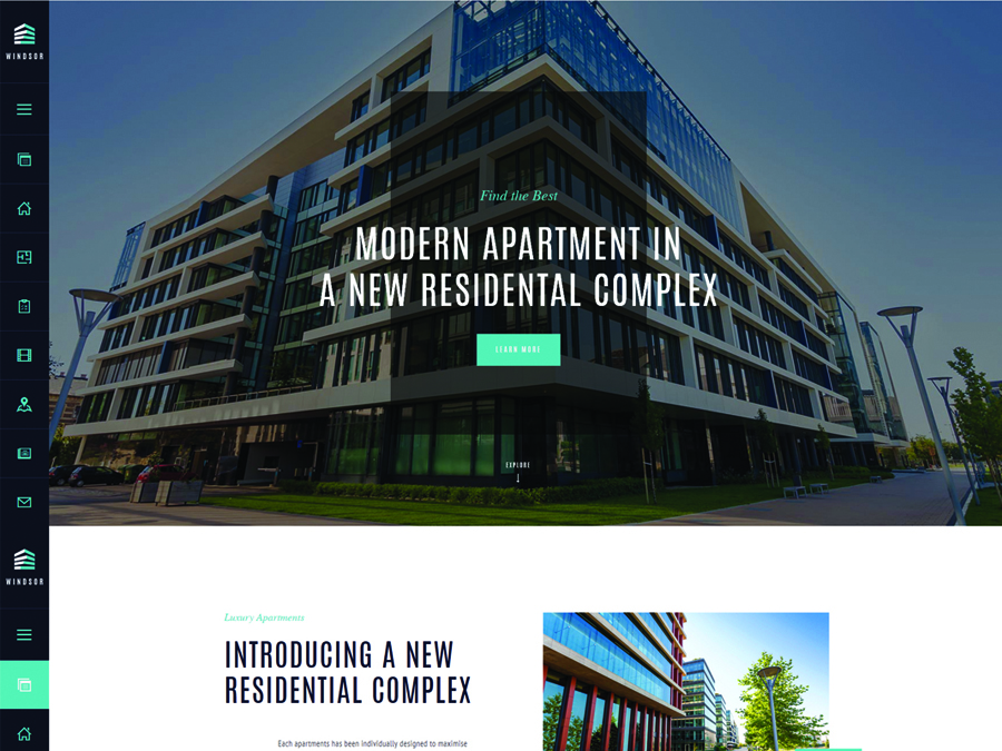 Windsor Apartment Complex Single Property WordPress Theme - Switching to the Leading WP Editor with 20 Gutenberg Compatible WordPress Themes