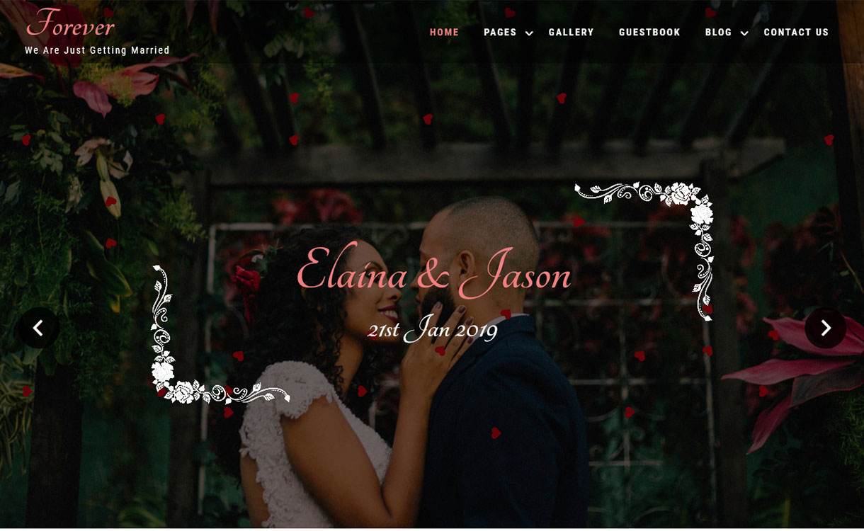 forever-lite-best-free-wedding-wordpress-theme