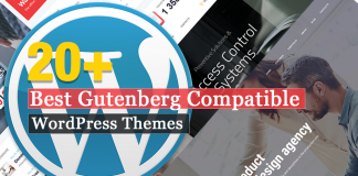 Gutenberg Compatible WordPress Themes
