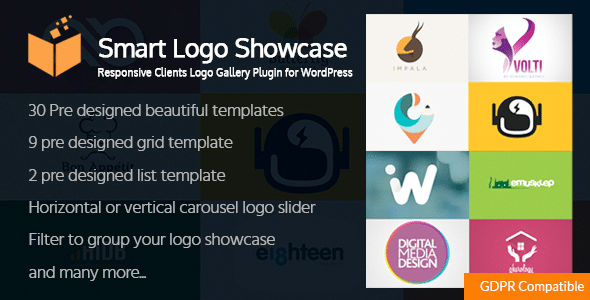 smart logo showcase - How to showcase your client's logo elegantly on WordPress? (Step by Step Guide)