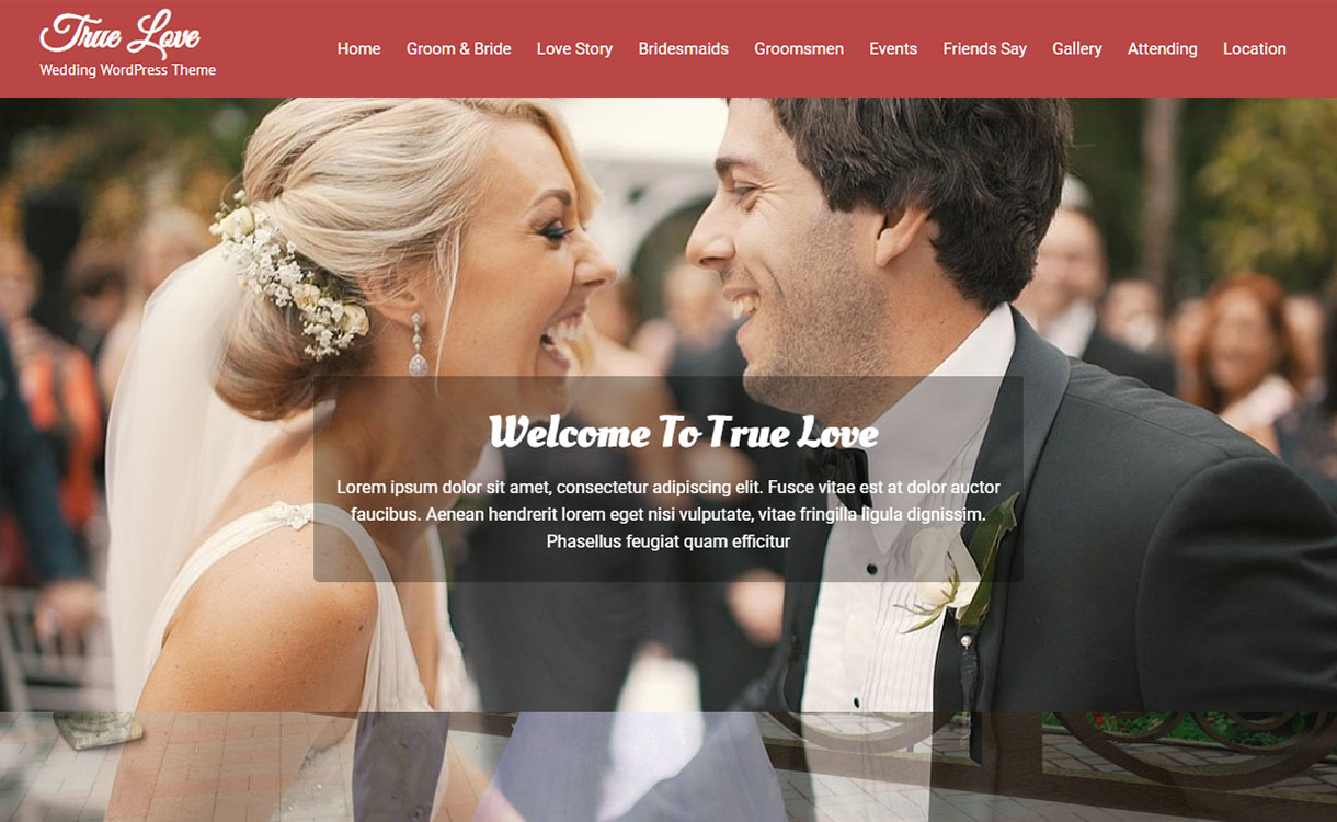 true-love-best-free-wedding-wordpress-theme