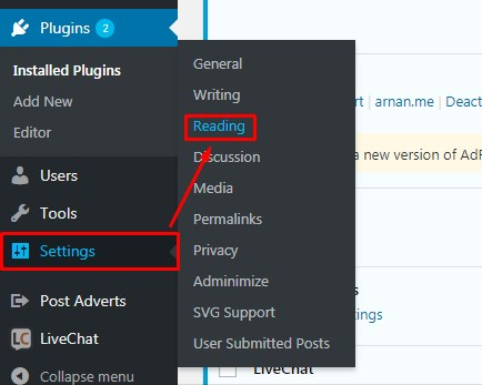 Disable RSS Feeds in WordPress.