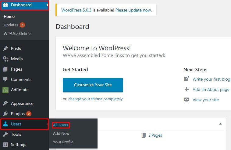 Properly Change the WordPress Username - How to Properly Change WordPress Username?