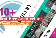 Best Free Architecture WordPress Themes