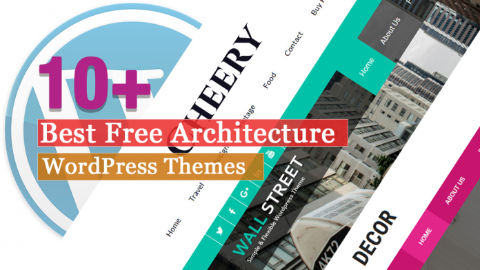 Best Free Architecture WordPress Themes