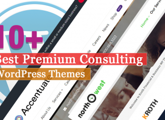 Best Free Consulting WordPress Themes