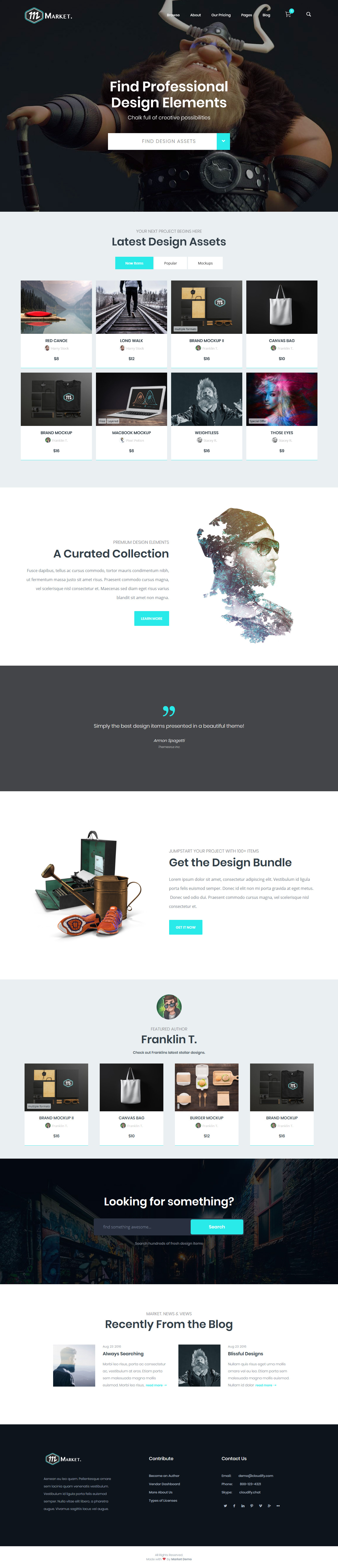 market best premium marketplace wordpress theme - 10+ Best Premium Marketplace WordPress Themes